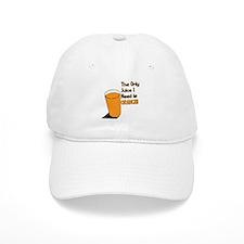 Orange Juice Baseball Cap