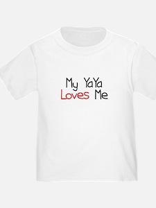 My YaYa Loves Me T