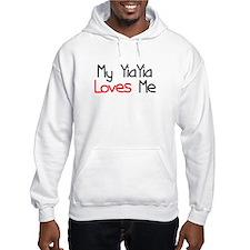 My YiaYia Loves Me Hoodie