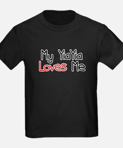 My YiaYia Loves Me T