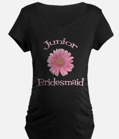 Daisy Junior Bridesmaid T-Shirt
