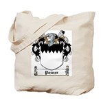 Power Family Crest Tote Bag