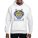 Prendergast Family Crest Hooded Sweatshirt