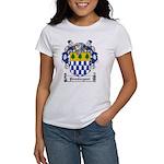 Prendergast Family Crest Women's T-Shirt