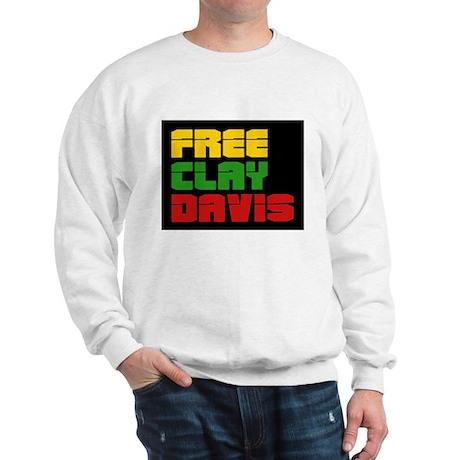 Free Clay Davis Sweatshirt
