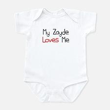 My Zayde Loves Me Infant Bodysuit