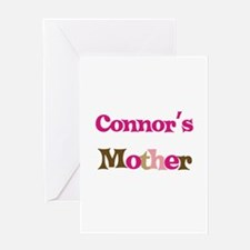 Connor's Mother Greeting Card