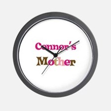 Connor's Mother  Wall Clock
