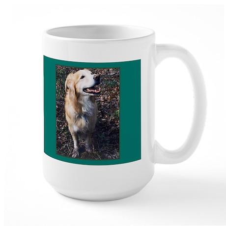 Toby the Dog Large Mug