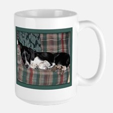 Sleeping the Day Away Large Mug