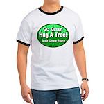Go Green Hug A Tree! Ringer T