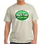 Go Green Hug A Tree! Light T-Shirt