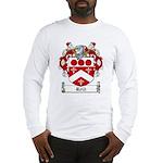 Reid Family Crest Long Sleeve T-Shirt
