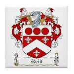 Reid Family Crest Tile Coaster