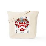 Reid Family Crest Tote Bag