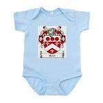 Reid Family Crest Infant Creeper