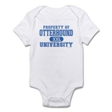 Otterhound University Infant Bodysuit