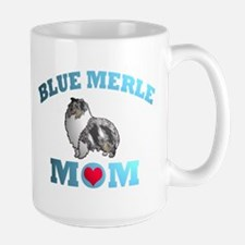 Blue Merle Sheltie Mug