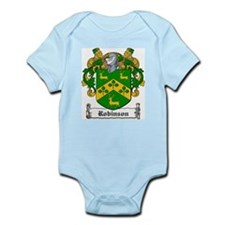 Robinson Family Crest Infant Creeper