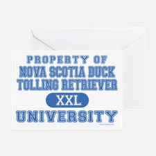 N.S.D.T.R. University Greeting Cards (Pk of 20)