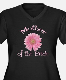 Daisy Mother of the Bride Women's Plus Size V-Neck