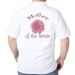 Daisy Mother of the Bride Golf Shirt