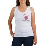 Daisy Mother of the Bride Women's Tank Top