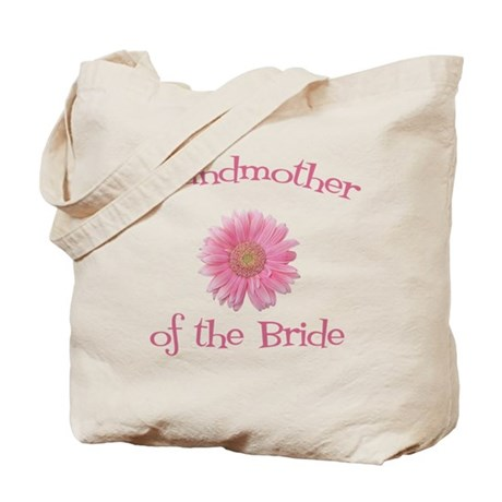 Daisy Bride's Grandmother Tote Bag