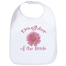 Daisy Bride's Daughter Bib