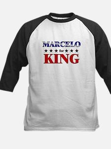 MARCELO for king Kids Baseball Jersey