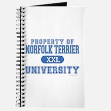 Norfolk Terrier U. Journal
