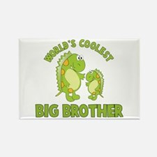 world's coolest big brother dinosaur Rectangle Mag