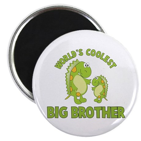 world's coolest big brother dinosaur Magnet