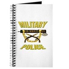 Military Police Fasces W/ Pis Journal