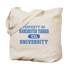 Manchester Terrier U. Tote Bag
