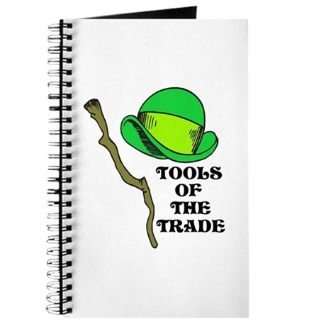 Leprechaun Tools of the Trade Journal