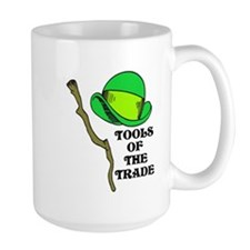 Leprechaun Tools of the Trade Mug