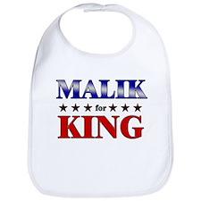 MALIK for king Bib