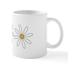 10x4Daisy Mugs
