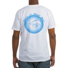 Hang Gliding Ridge Ride Lt Blue Shirt