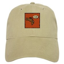 Neigh! Horse Head Baseball Cap