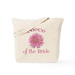 Daisy Bride's Niece Tote Bag