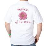 Daisy Bride's Niece Golf Shirt