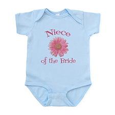Daisy Bride's Niece Infant Bodysuit