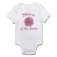 Daisy Bride's Niece Infant Bodysuit
