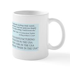 Lean Manufacturing Mug