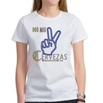 Cervezas Women's T-Shirt