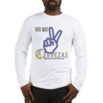Cervezas Long Sleeve T-Shirt
