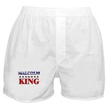 MALCOLM for king Boxer Shorts