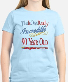 Incredible At 90 T-Shirt